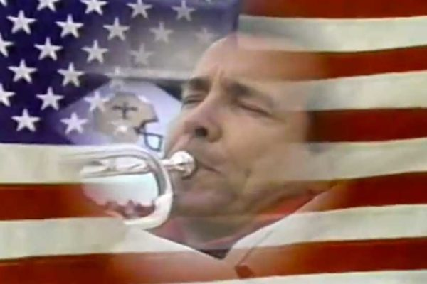 HERB ALPERT – NATIONAL ANTHEM – SUPER BOWL XXII