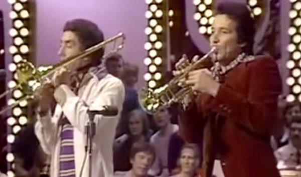 "Herb Alpert Live 1974 ""Vento Bravo"""