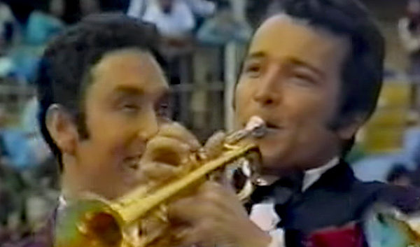 Herb Alpert & the Tijuana Brass Spanish Flea Video 1965